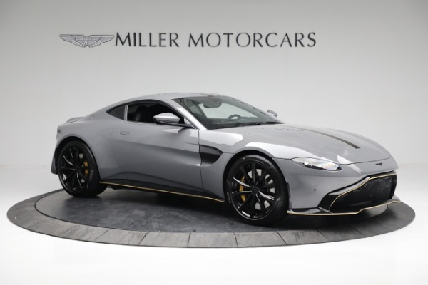 Used 2019 Aston Martin Vantage Coupe for sale $129,900 at Alfa Romeo of Westport in Westport CT 06880 9