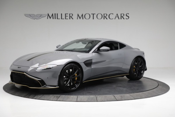 Used 2019 Aston Martin Vantage Coupe for sale $129,900 at Alfa Romeo of Westport in Westport CT 06880 1