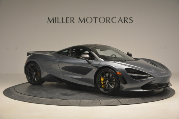 Used 2018 McLaren 720S Performance for sale $234,900 at Alfa Romeo of Westport in Westport CT 06880 10