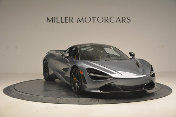 Used 2018 McLaren 720S Performance for sale $234,900 at Alfa Romeo of Westport in Westport CT 06880 11