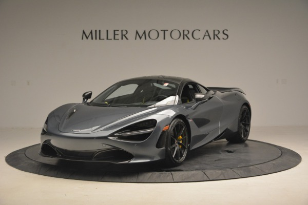 Used 2018 McLaren 720S Performance for sale $234,900 at Alfa Romeo of Westport in Westport CT 06880 2