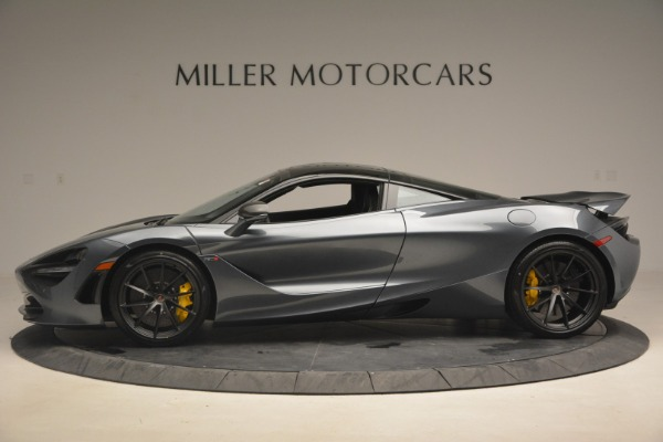 Used 2018 McLaren 720S Performance for sale $234,900 at Alfa Romeo of Westport in Westport CT 06880 3