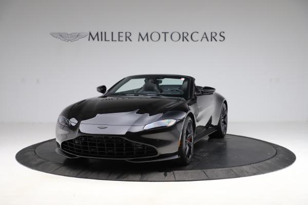 New 2021 Aston Martin Vantage Roadster Convertible for sale $189,186 at Alfa Romeo of Westport in Westport CT 06880 12