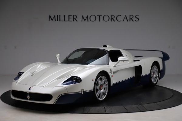 Used 2005 Maserati MC 12 for sale Call for price at Alfa Romeo of Westport in Westport CT 06880 13