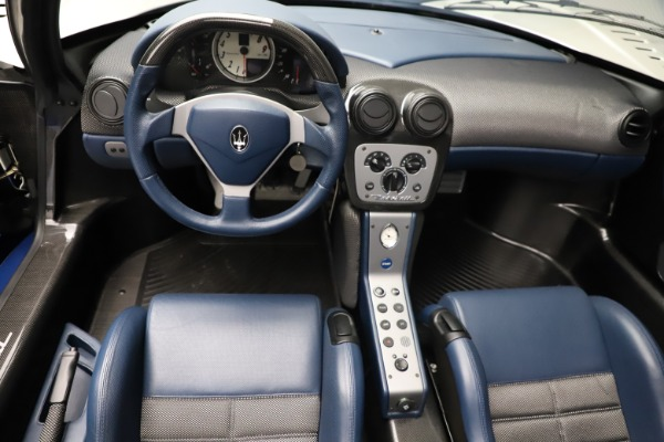Used 2005 Maserati MC 12 for sale Call for price at Alfa Romeo of Westport in Westport CT 06880 18