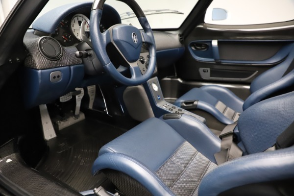 Used 2005 Maserati MC 12 for sale Call for price at Alfa Romeo of Westport in Westport CT 06880 21