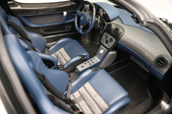 Used 2005 Maserati MC 12 for sale Call for price at Alfa Romeo of Westport in Westport CT 06880 22