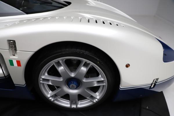 Used 2005 Maserati MC 12 for sale Call for price at Alfa Romeo of Westport in Westport CT 06880 26