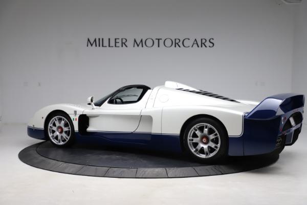 Used 2005 Maserati MC 12 for sale Call for price at Alfa Romeo of Westport in Westport CT 06880 4