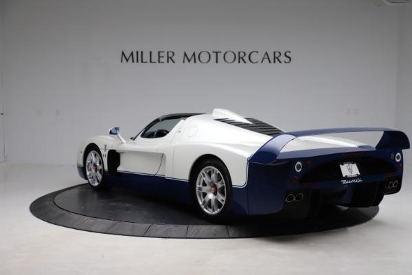 Used 2005 Maserati MC 12 for sale Call for price at Alfa Romeo of Westport in Westport CT 06880 5