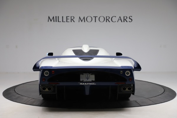 Used 2005 Maserati MC 12 for sale Call for price at Alfa Romeo of Westport in Westport CT 06880 6