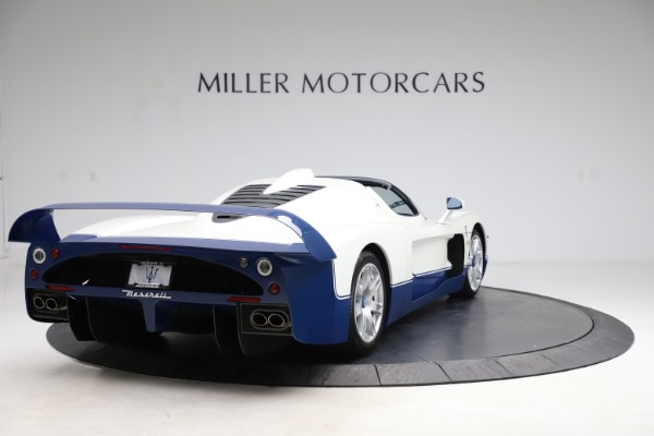Used 2005 Maserati MC 12 for sale Call for price at Alfa Romeo of Westport in Westport CT 06880 7