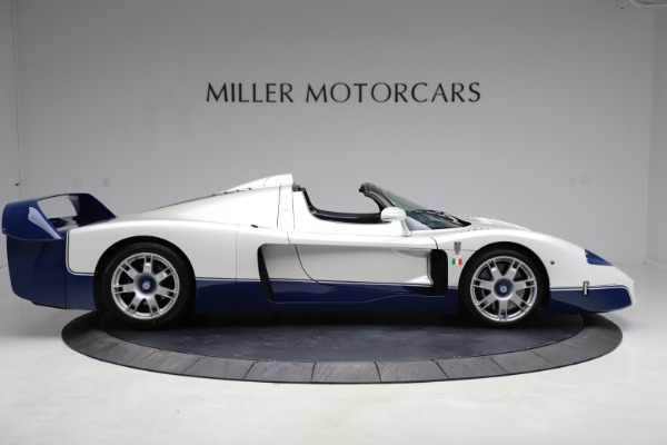 Used 2005 Maserati MC 12 for sale Call for price at Alfa Romeo of Westport in Westport CT 06880 9