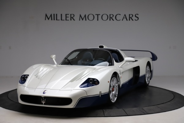 Used 2005 Maserati MC 12 for sale Call for price at Alfa Romeo of Westport in Westport CT 06880 1