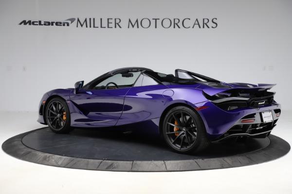 Used 2020 McLaren 720S Spider Performance for sale $324,990 at Alfa Romeo of Westport in Westport CT 06880 10
