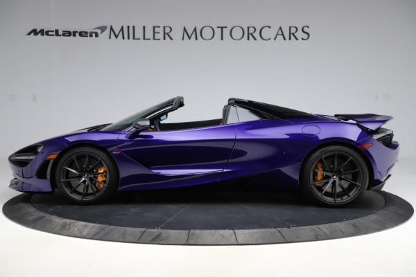 Used 2020 McLaren 720S Spider Performance for sale $324,990 at Alfa Romeo of Westport in Westport CT 06880 11