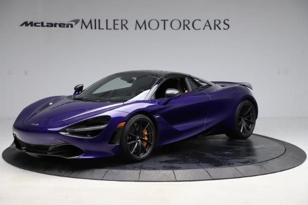 Used 2020 McLaren 720S Spider Performance for sale $324,990 at Alfa Romeo of Westport in Westport CT 06880 12