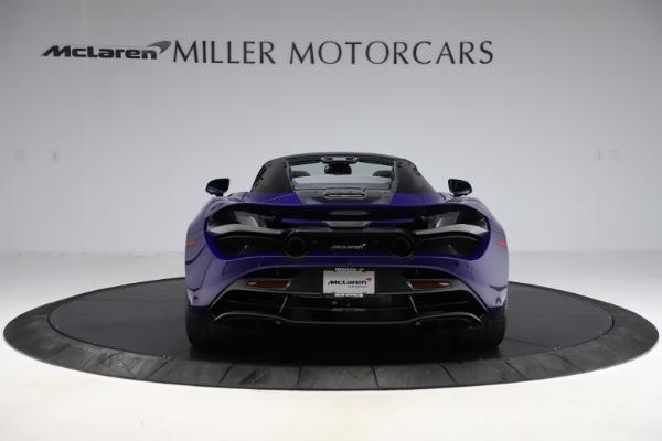 Used 2020 McLaren 720S Spider for sale $324,990 at Alfa Romeo of Westport in Westport CT 06880 16