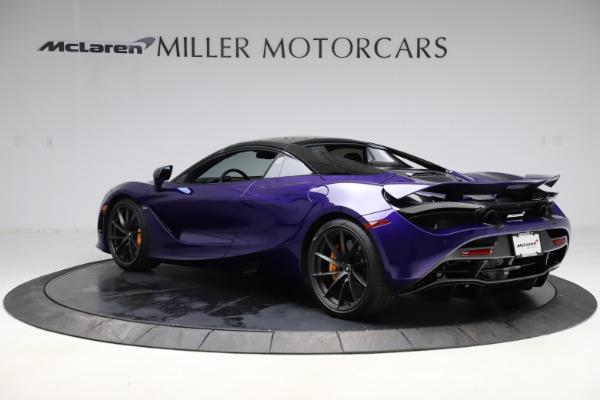 Used 2020 McLaren 720S Spider Performance for sale $324,990 at Alfa Romeo of Westport in Westport CT 06880 17