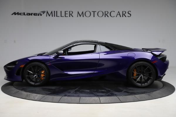 Used 2020 McLaren 720S Spider for sale $324,990 at Alfa Romeo of Westport in Westport CT 06880 18