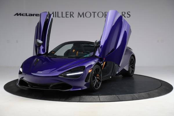 Used 2020 McLaren 720S Spider Performance for sale $324,990 at Alfa Romeo of Westport in Westport CT 06880 19