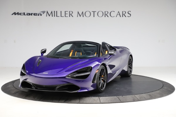 Used 2020 McLaren 720S Spider Performance for sale $324,990 at Alfa Romeo of Westport in Westport CT 06880 2