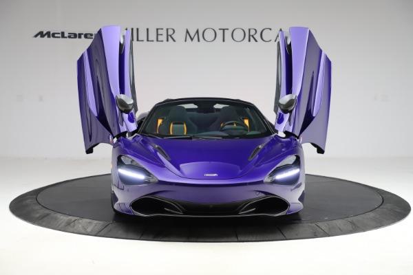Used 2020 McLaren 720S Spider for sale $324,990 at Alfa Romeo of Westport in Westport CT 06880 20