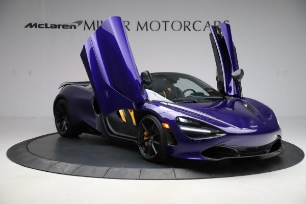 Used 2020 McLaren 720S Spider Performance for sale $324,990 at Alfa Romeo of Westport in Westport CT 06880 21