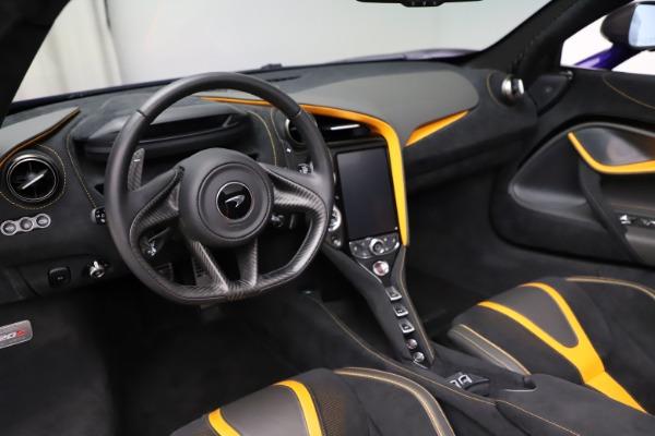 Used 2020 McLaren 720S Spider Performance for sale $324,990 at Alfa Romeo of Westport in Westport CT 06880 22