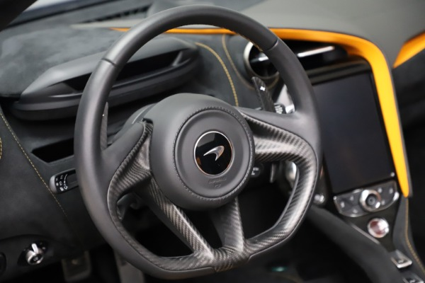 Used 2020 McLaren 720S Spider Performance for sale $324,990 at Alfa Romeo of Westport in Westport CT 06880 23
