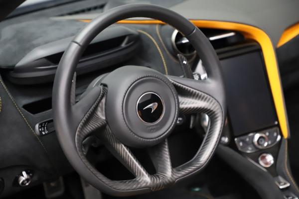Used 2020 McLaren 720S Spider for sale $324,990 at Alfa Romeo of Westport in Westport CT 06880 23