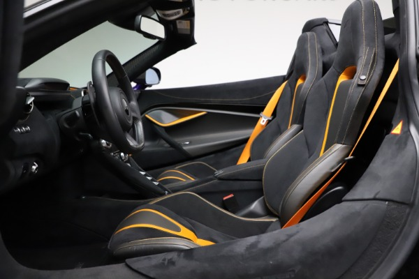 Used 2020 McLaren 720S Spider Performance for sale $324,990 at Alfa Romeo of Westport in Westport CT 06880 24