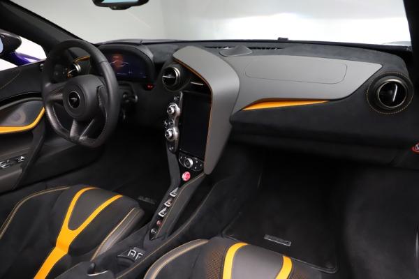 Used 2020 McLaren 720S Spider for sale $324,990 at Alfa Romeo of Westport in Westport CT 06880 28