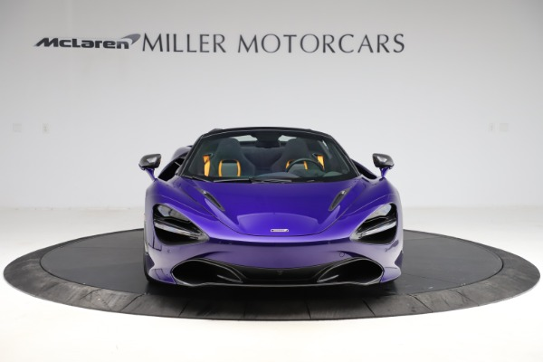 Used 2020 McLaren 720S Spider Performance for sale $324,990 at Alfa Romeo of Westport in Westport CT 06880 3