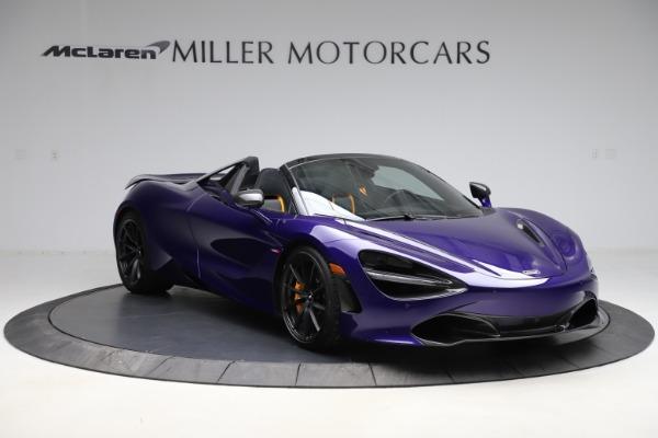 Used 2020 McLaren 720S Spider for sale $324,990 at Alfa Romeo of Westport in Westport CT 06880 4
