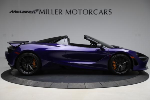 Used 2020 McLaren 720S Spider Performance for sale $324,990 at Alfa Romeo of Westport in Westport CT 06880 6