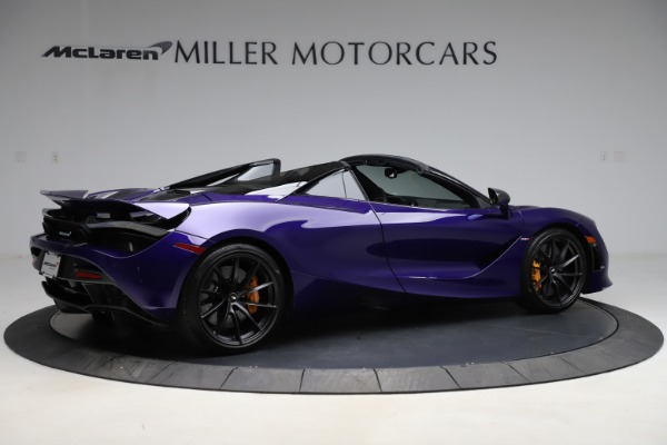 Used 2020 McLaren 720S Spider Performance for sale $324,990 at Alfa Romeo of Westport in Westport CT 06880 7