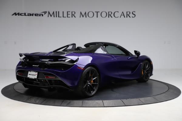Used 2020 McLaren 720S Spider Performance for sale $324,990 at Alfa Romeo of Westport in Westport CT 06880 8