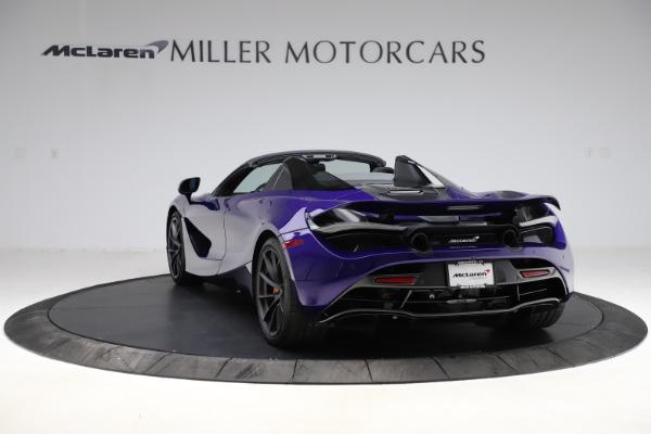 Used 2020 McLaren 720S Spider Performance for sale $324,990 at Alfa Romeo of Westport in Westport CT 06880 9
