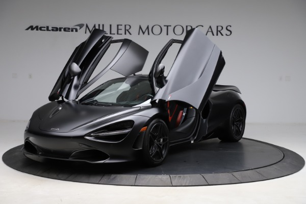 Used 2018 McLaren 720S Performance for sale Call for price at Alfa Romeo of Westport in Westport CT 06880 13