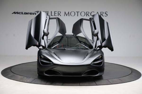 Used 2018 McLaren 720S Performance for sale Call for price at Alfa Romeo of Westport in Westport CT 06880 14