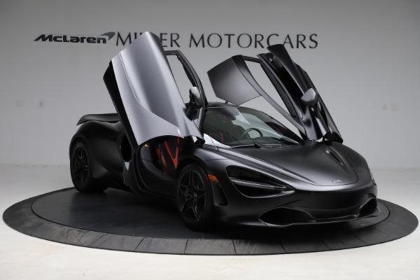 Used 2018 McLaren 720S Performance for sale Call for price at Alfa Romeo of Westport in Westport CT 06880 15