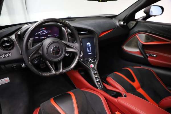 Used 2018 McLaren 720S Performance for sale Call for price at Alfa Romeo of Westport in Westport CT 06880 16