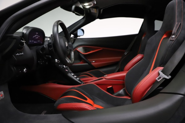 Used 2018 McLaren 720S Performance for sale Call for price at Alfa Romeo of Westport in Westport CT 06880 17