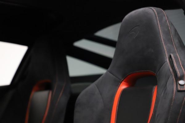 Used 2018 McLaren 720S Performance for sale Call for price at Alfa Romeo of Westport in Westport CT 06880 19