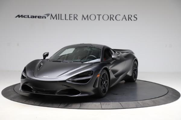 Used 2018 McLaren 720S Performance for sale Call for price at Alfa Romeo of Westport in Westport CT 06880 2