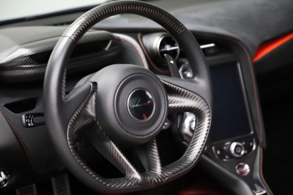 Used 2018 McLaren 720S Performance for sale Call for price at Alfa Romeo of Westport in Westport CT 06880 20