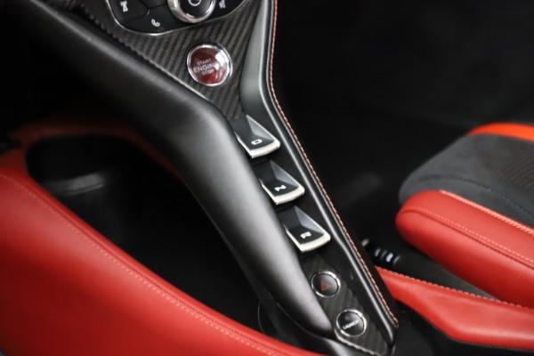Used 2018 McLaren 720S Performance for sale Call for price at Alfa Romeo of Westport in Westport CT 06880 21