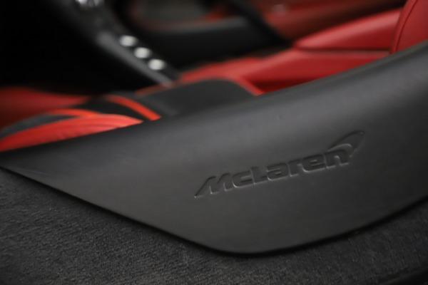 Used 2018 McLaren 720S Performance for sale Call for price at Alfa Romeo of Westport in Westport CT 06880 22