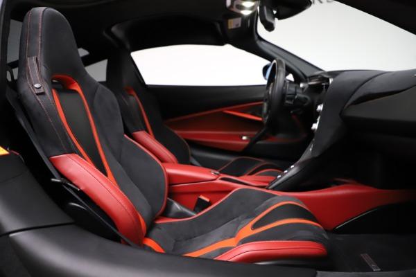 Used 2018 McLaren 720S Performance for sale Call for price at Alfa Romeo of Westport in Westport CT 06880 24